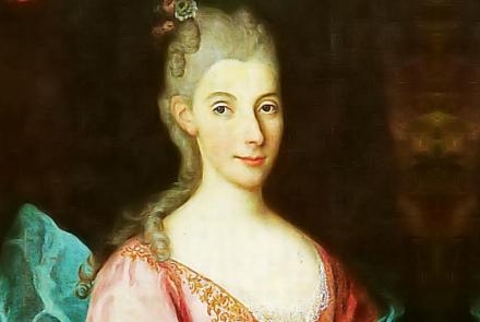 Nicolle Moët de Brouillet, mãe de São João Batista De La Salle